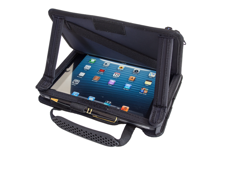 Rugged case for the most popular tablet in the world. Keep your iPad safe