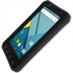 Rugged tablet M700DM8