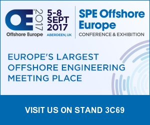 We were at Offshore Europe 2017