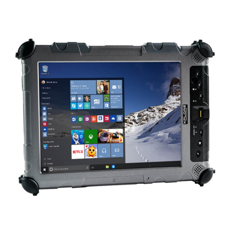 Rugged tablet XC6 Series