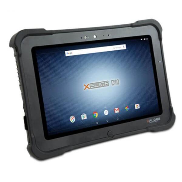Rugged tablet XSlate D10