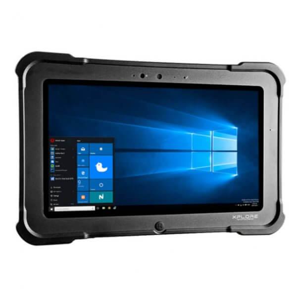rugged tablet bobcat