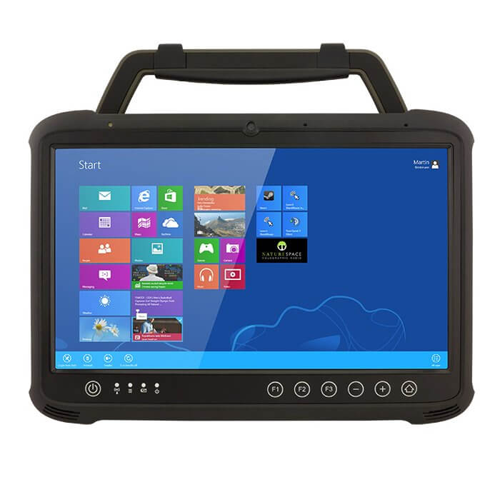 M133K, 13.3-inch Ultra Rugged Tablet