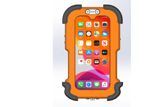 ATEX Zone 1 iPhone